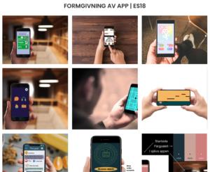 ES media app