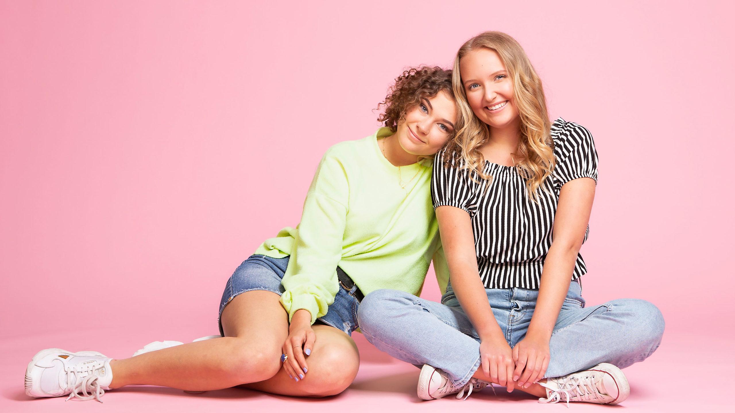 Artikel om hur får jag nya kompisar Smilla och Selma på Ystad Gymnasium 5